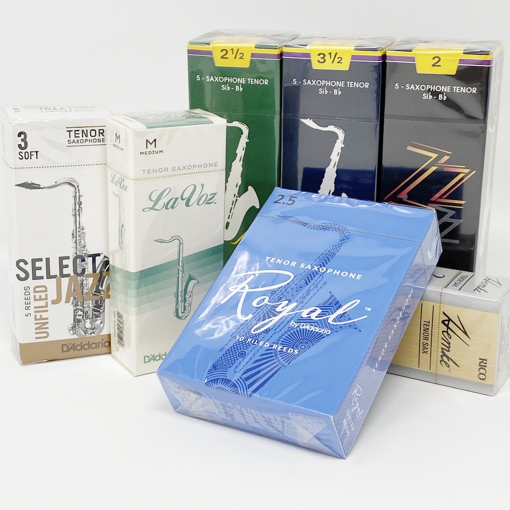 Rico Grand Concert Select Bb Clarinet Reeds